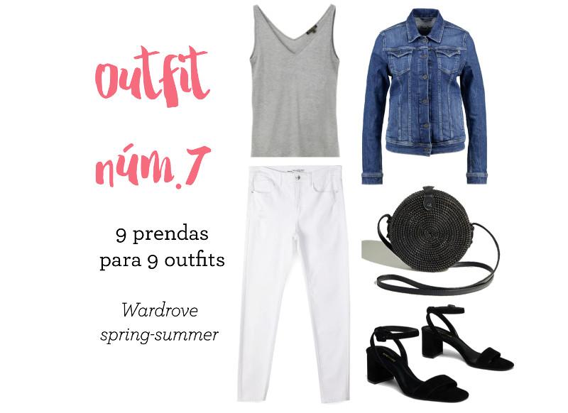look de verano, cómo combinar un pantalon blanco ideas outfit sprint summer sandalias