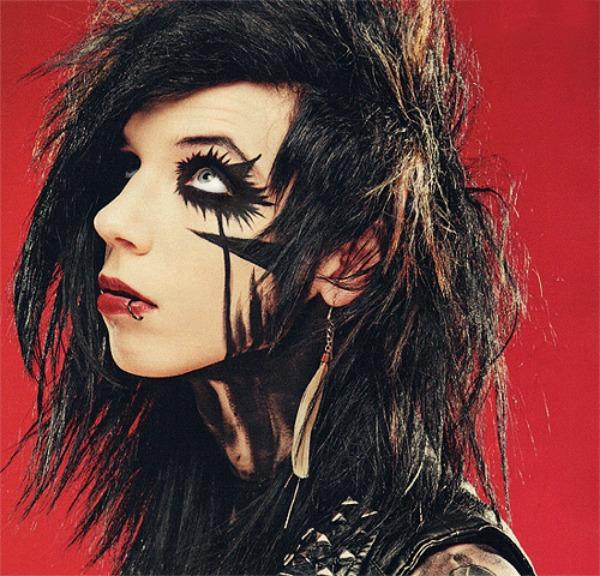 Andy Biersack HairStyle (Men HairStyles) ~ Dwayne The Rock ...