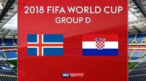 مشاهدة مباراة كرواتيا وايسلندا بث مباشر اليوم الثلاثاء 26-6-2018 كأس العالم 2018