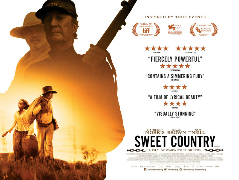 sweet country film poster