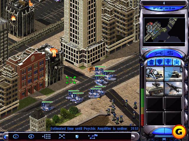 تحميل لعبة ريداليرت Red Alert للكمبيوتر مجانا برابط مباشر