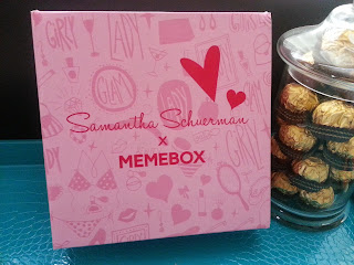 Memebox and Samantha Schuerman Collaboration
