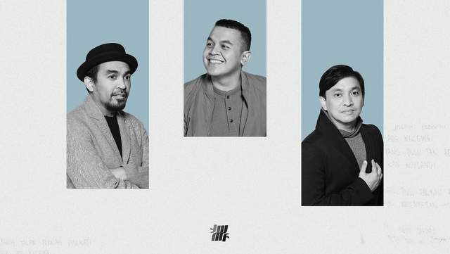 Yovie ft Glenn Fredly & Tulus - Adu Rayu