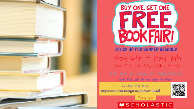 Sigsbee scoop bogo book fair next week fandeluxe Gallery