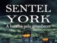 """Resenha Nacional: """"Sentel York -  A Batalha Pelo Amanhecer"""" - Livro 2 - Trilogia Sentel York - Diego de Lima"""