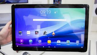 Harga dan Spesifikasi Samsung Galaxy View