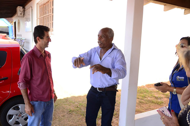 Morador do Teixeirão fatura o primeiro carro da 19ª Expoac em Cacoal
