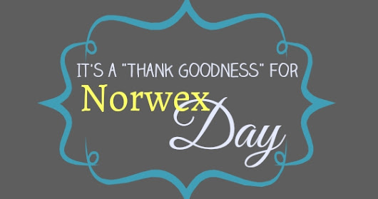 Thank Goodness for Norwex