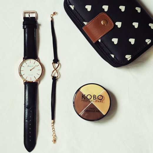 bransoletka ze znakiem nieskończoności, infinity, clock, watch