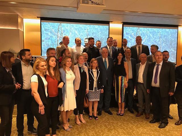 ΕΛΛΗΝΙΚΗ ΠΡΕΣΒΕΙΑ: Η Επιχειρηματική κοινότητα Σιγκαπούρης ενθουσιάστηκε από την παρουσίαση της Ηπείρου