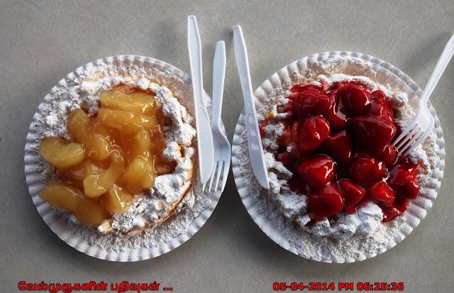Granny Funnel Cake Helen Georgia