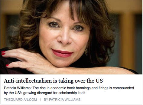 American anti-intellectualism more popular than ever, and why not?