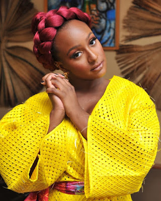 DJ Cuppy is coverstar for Thisdaystyle Latest edition