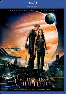 El Destino De Júpiter (2015) DVDRip Latino