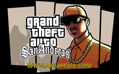 Download Grand Theft Auto: San Andreas Apk + Data v1.08 Full Version 2017
