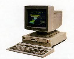 IBM PS/2 com memória estendida