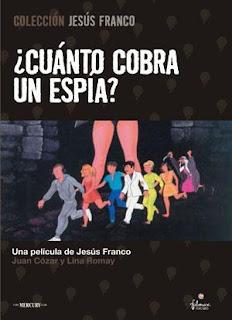 ¿Cuánto cobra un espía? (1984) Comedia de accion con Juan Soler
