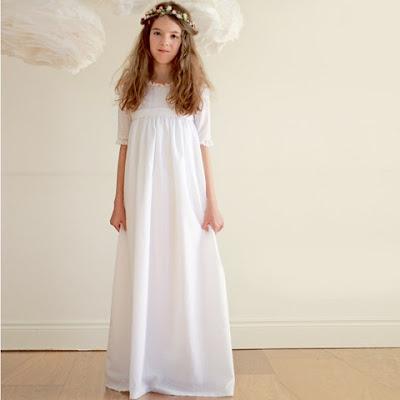 Vestido comunión Belandsoph