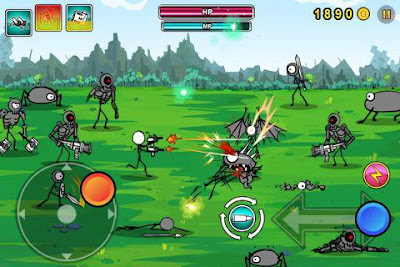 Cartoon Wars Gunner Hack Full Tiền Vàng Cho Android