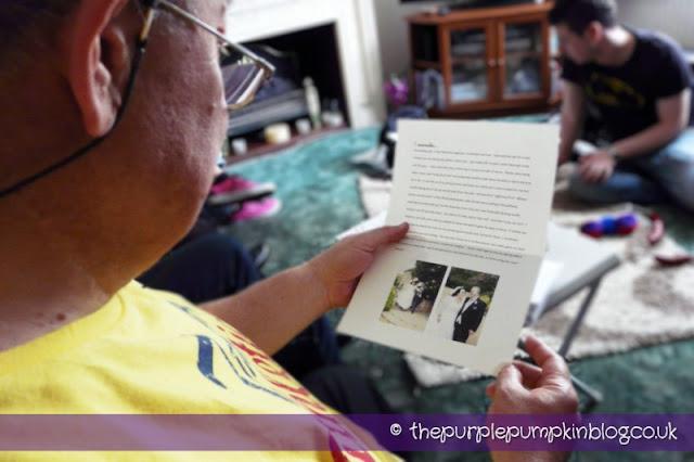 60 Years of Memories Gift | The Purple Pumpkin Blog