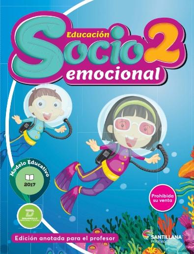 Educación Socioemocional 2 - segundo grado - primaria - nuevo modelo educativo