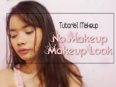 """Tutorial """"No Makeup"""" Makeup Look with Foundation"""