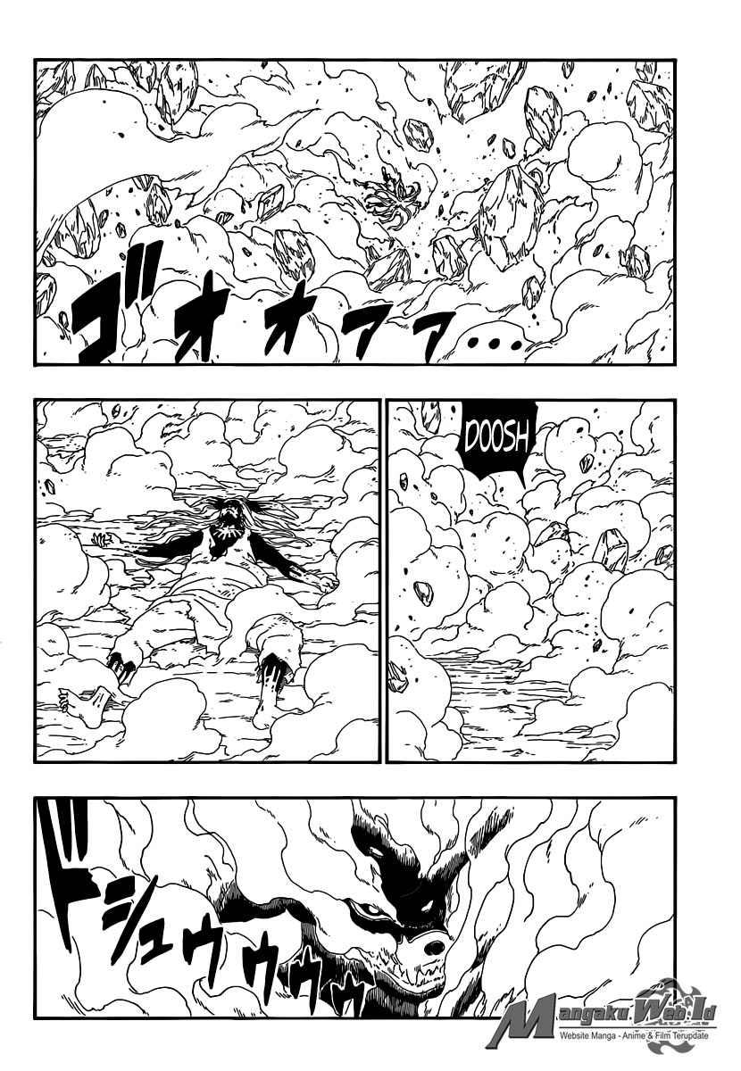 Manga Boruto Chapter 8 Bahasa Indonesia