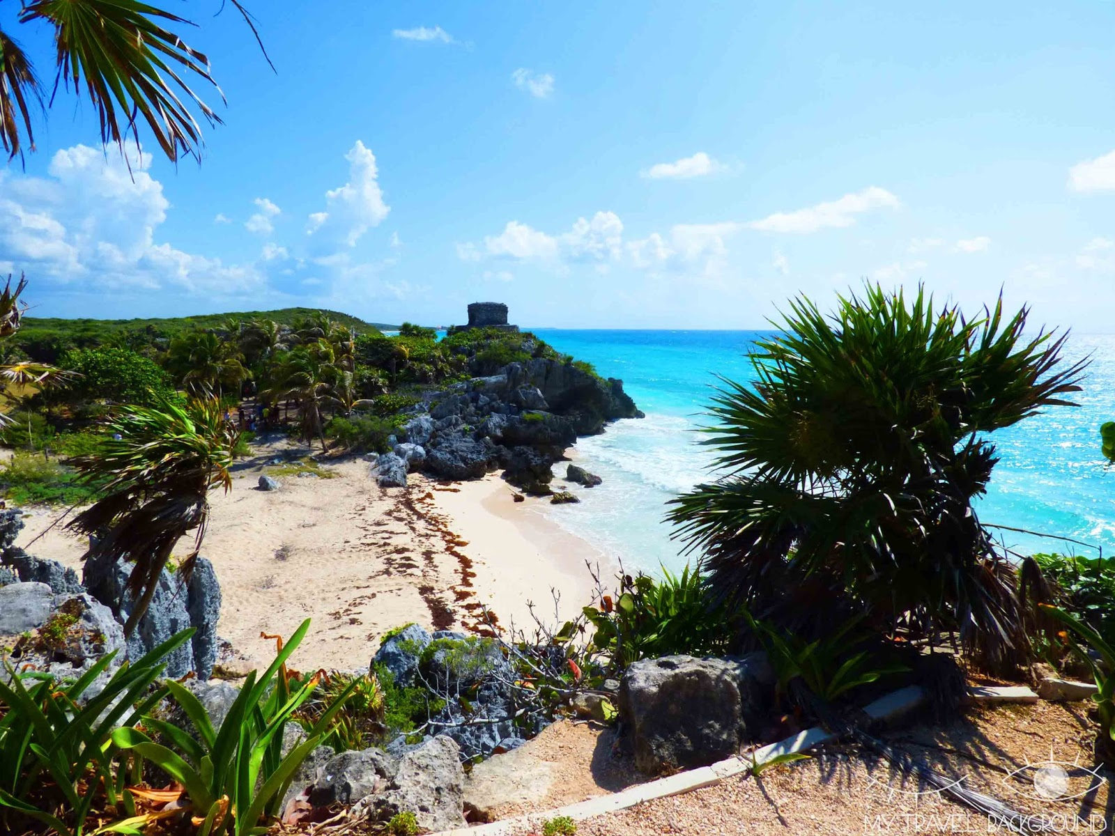My Travel Background : Road Trip au Mexique, itinéraire et infos pratiques - Tulum