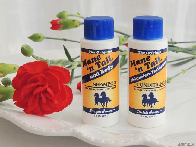 revue avis test mane n tail shampoing apres shampoing