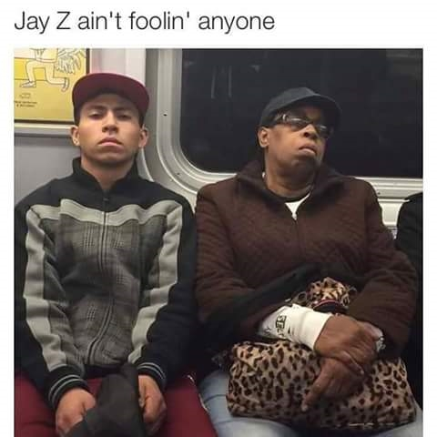 Jay Z ain't fooling anyone.