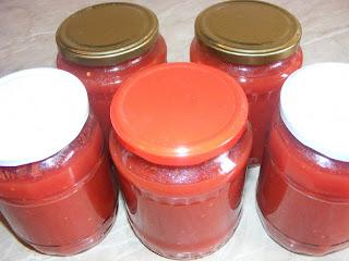 Suc de rosii cu ardei capia retete culinare pentru iarna,