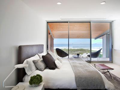 แบบห้องนอนสำหรับชมวิวภายนอก