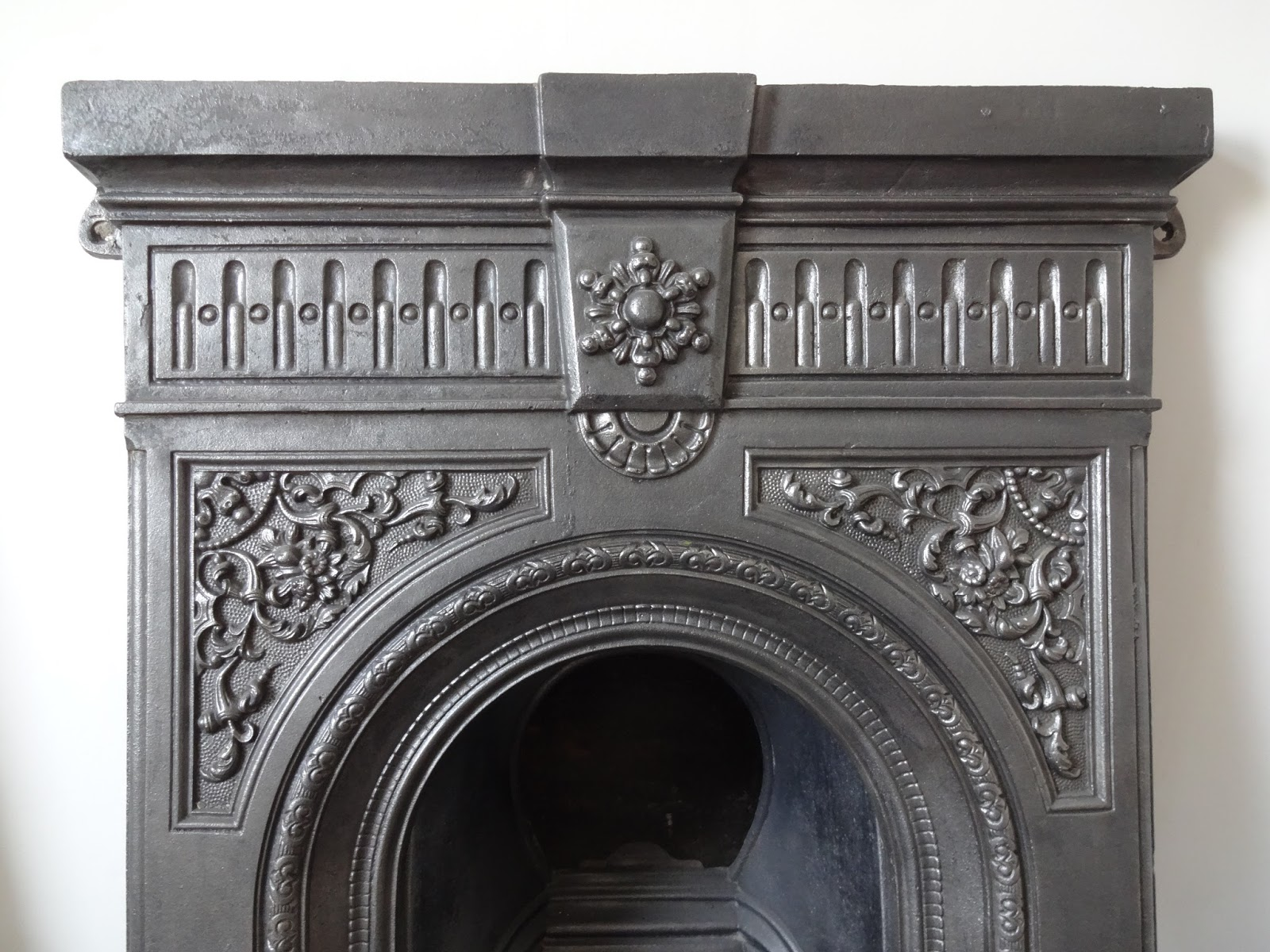 Uk Home Renovation Interiors And Diy Blog: victorian fireplace restoration