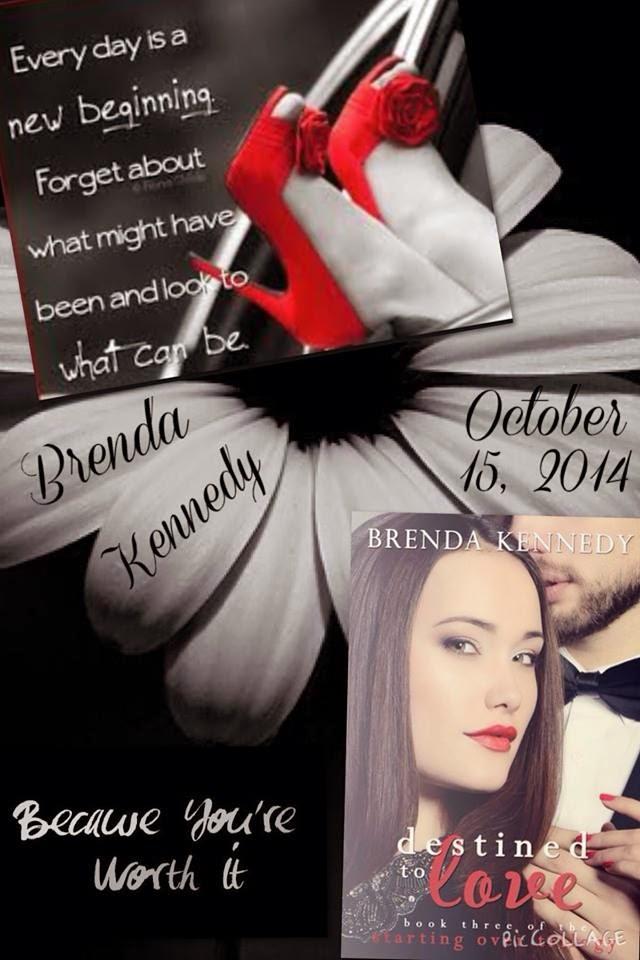 Seraphim Book Reviews Destined To Love Brenda Kennedy Blog Tour