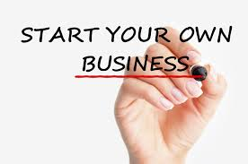 Start your own business. Businesses to start with lowest or no investment.