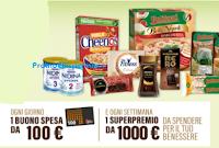 Logo Concorso ''Nestlè IperMontebello'': vinci buoni spesa da 100€ e da 1000€ per il tuo benessere