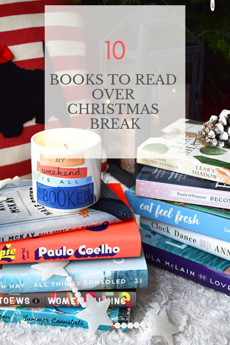 10 Books To Read Over Christmas Break