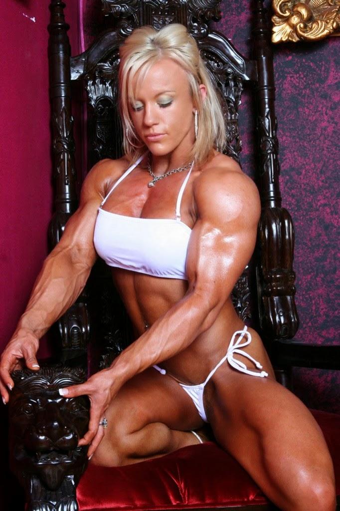 Cindy Phillips - Female Bodybuilder