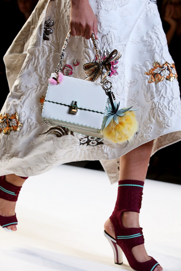 7f960e57ea The FENDI Fruits are realized with a fantasy inlay of precious fox and  lapin shaded fur