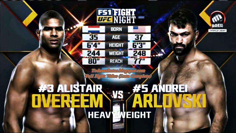 Alistair Overeem Vs Brock Lesnar Full Fight | www.pixshark ...