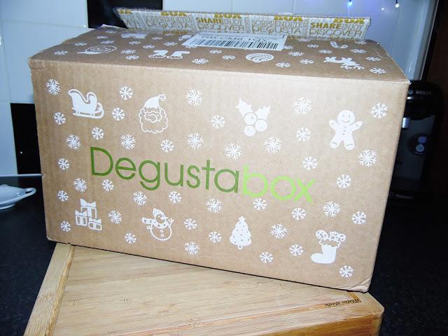 November 2015 Degustabox