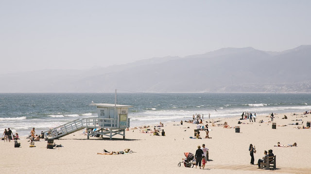 Praias com crianças em Santa Mônica