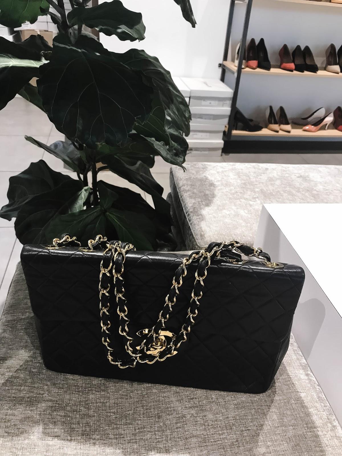 Chanel jumbo XL ebay ootd