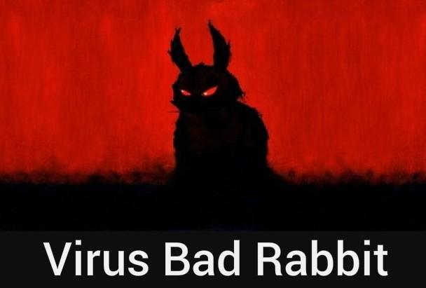 Bad Rabbit Virus nuova ondata di attacchi Ransomware