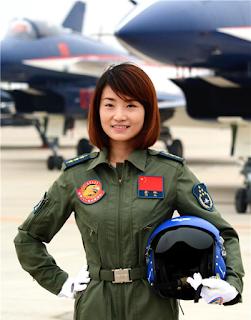 Juruterbang Jet Wanita Pertama di China Maut