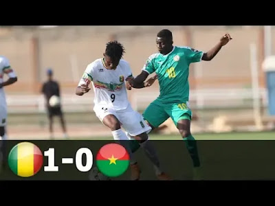 Mali Vs Burkina Faso 1-0 AFCON Football Highlights and Goals 2019