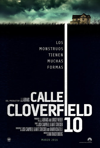 10 Cloverfield Lane (BRRip 1080p Dual Latino / Ingles) (2016)