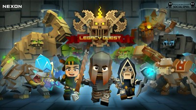 Legacy Quest iOS and Android Game App