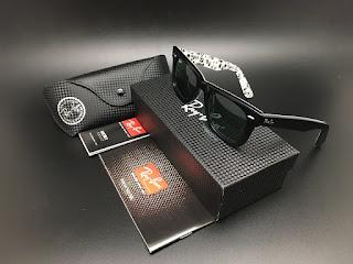 Kacamata Sunglass Rayban Wayfarer Motif 2140
