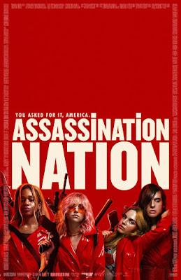 Assassination Nation [2018] [NTSC/DVDR] Ingles, Subtitulos Español Latino